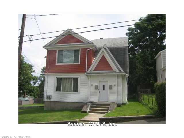 Rental Homes for Rent, ListingId:26018195, location: 17 LAWLOR ST Waterbury 06708
