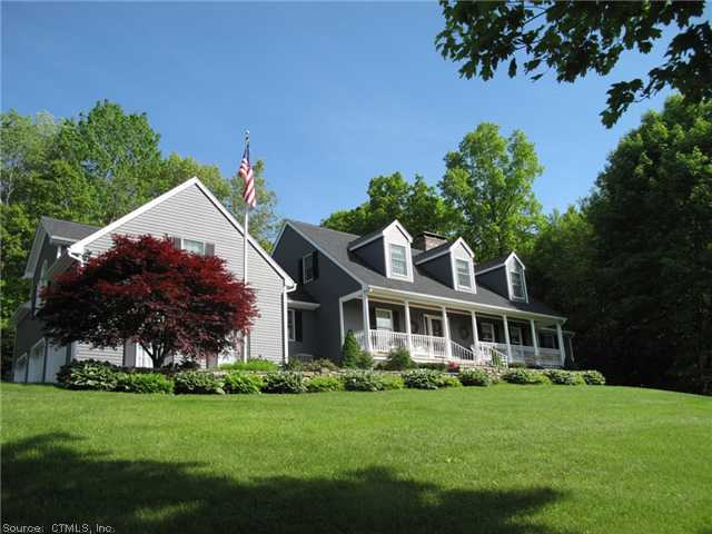 Real Estate for Sale, ListingId: 27732106, Bethlehem, CT  06751