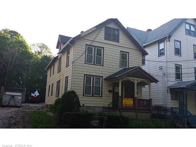 Rental Homes for Rent, ListingId:28701924, location: 124 CHARLES ST Waterbury 06708