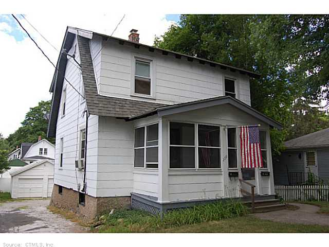 Rental Homes for Rent, ListingId:29483010, location: 259 FROST RD Waterbury 06705