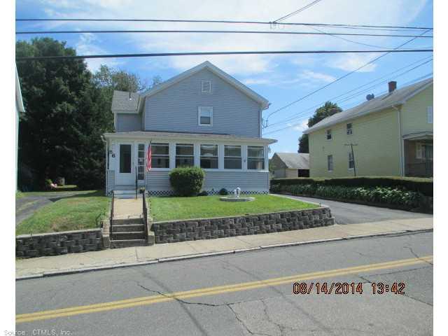Rental Homes for Rent, ListingId:29496263, location: 56 Lewis St Naugatuck 06770