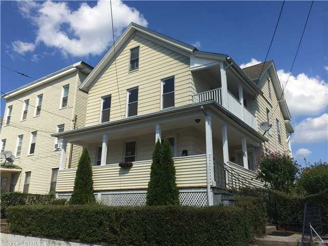 Rental Homes for Rent, ListingId:29634751, location: 75 SOUTH ST Waterbury 06706