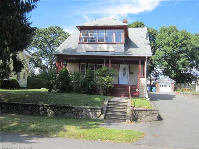 Rental Homes for Rent, ListingId:29848452, location: 209 FAIRLAWN AVE Waterbury 06705