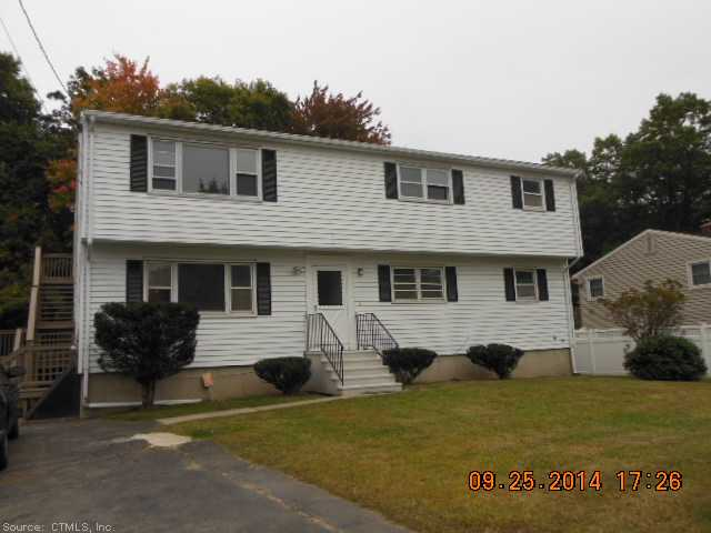 Rental Homes for Rent, ListingId:30015136, location: 90 HARTLEY DR Waterbury 06705