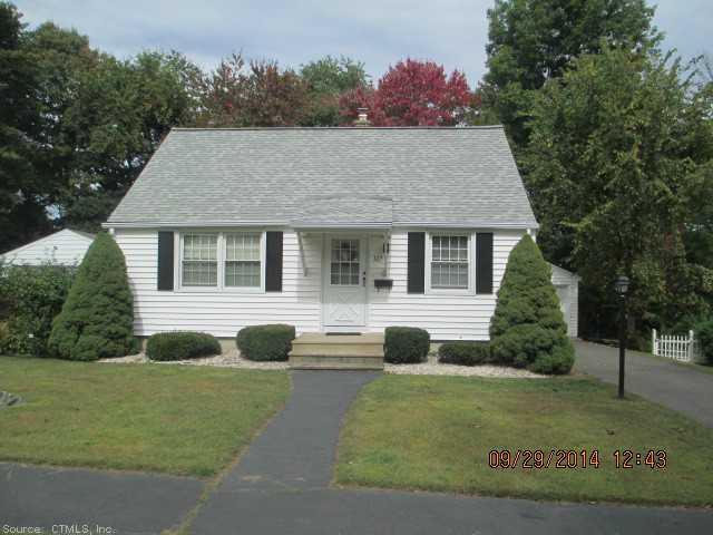 Rental Homes for Rent, ListingId:30097232, location: 327 North Hoadley St Naugatuck 06770