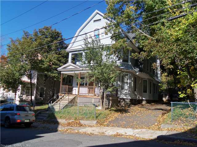 Rental Homes for Rent, ListingId:30443840, location: 90 Ridgewood St. 2Nd Floor Waterbury 06710