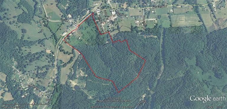 89.23 acres in Rockholds, Kentucky