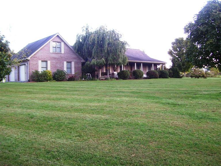 9.35 acres in East Bernstadt, Kentucky