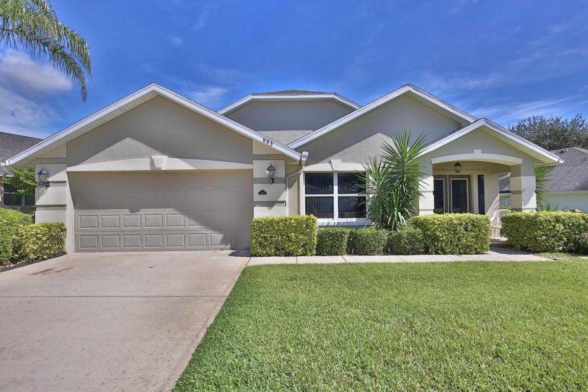 953 Countryside West Blvd, Port Orange, FL 32127
