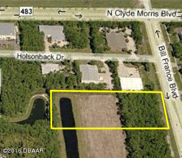 838 BILL FRANCE Blvd, one of homes for sale in Holly Hill