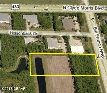 838 BILL FRANCE Blvd, Holly Hill, Florida