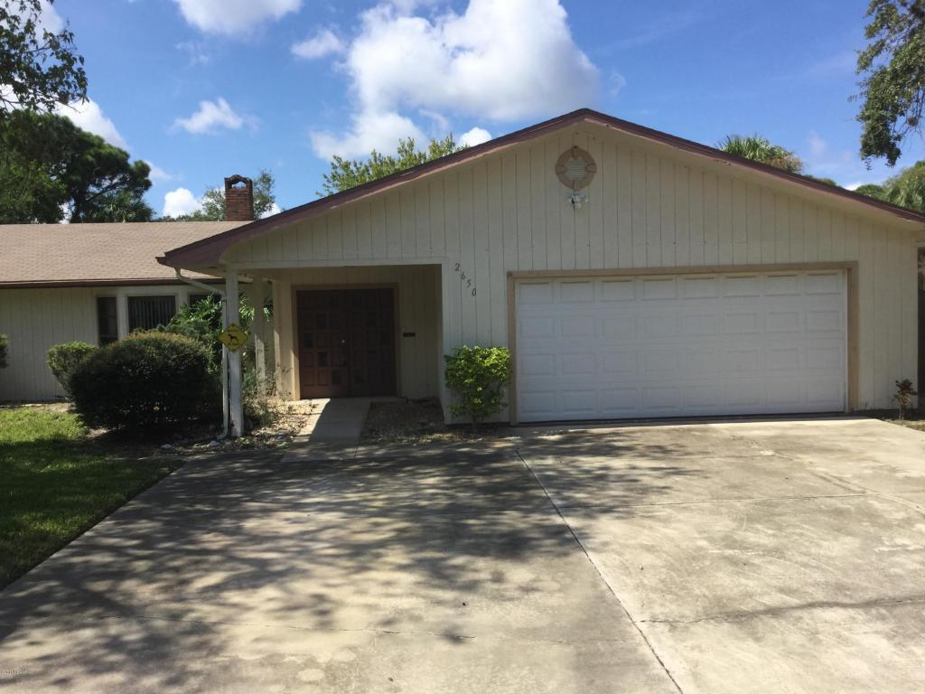 Photo of 2650 AUBURN Avenue  New Smyrna Beach  FL