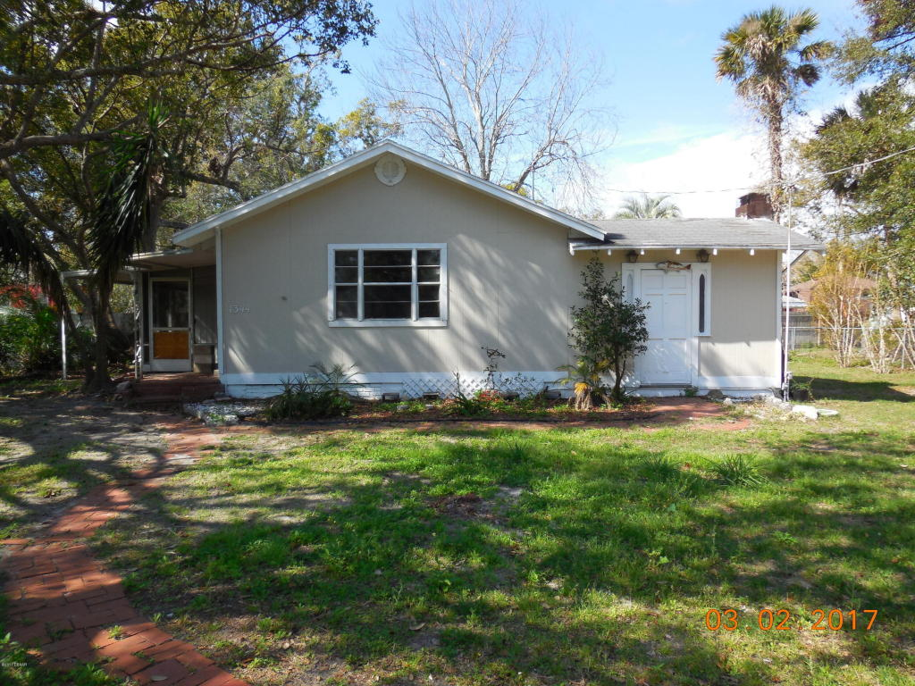 Photo of 1344 Moravia Avenue  Holly Hill  FL