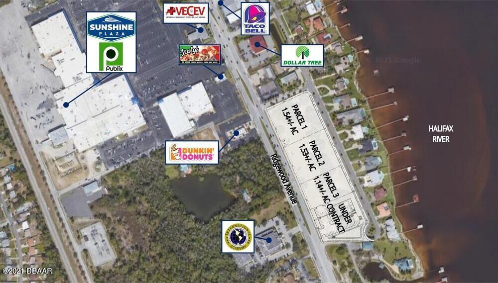 2501 S Ridgewood Ave, South Daytona, Florida