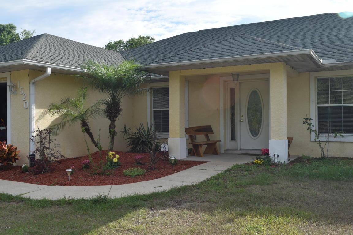 Traditional, Single Family - Oak Hill, FL (photo 5)