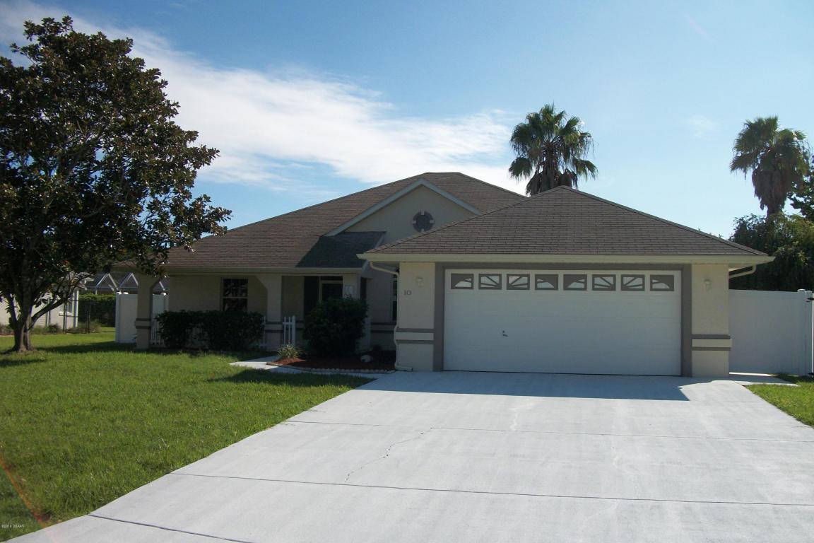 10 Burnaby Ln, Palm Coast, FL 32137