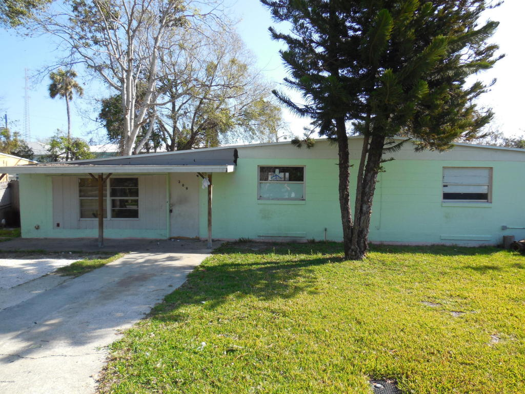 Photo of 309 Elsie Avenue  Holly Hill  FL