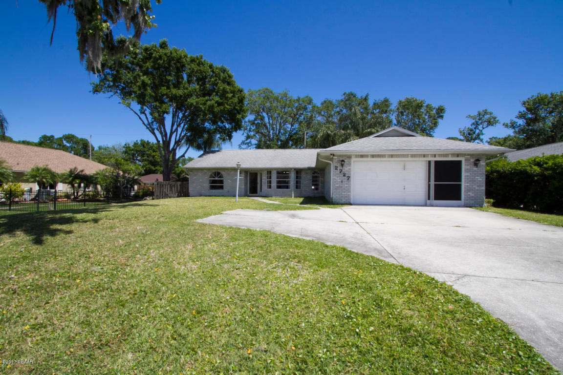 Photo of 2727 Willow Oak Drive  Edgewater  FL