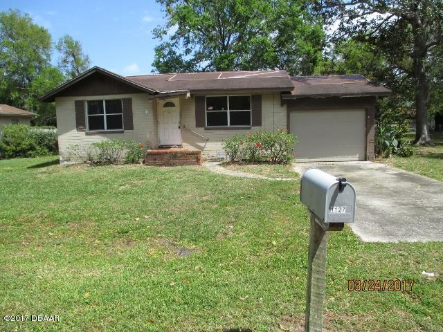 Photo of 1127 Woodside Drive  Holly Hill  FL