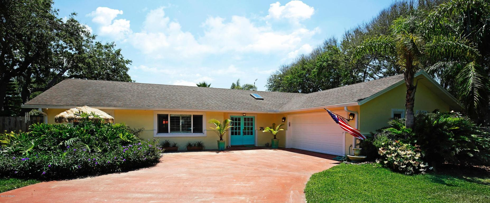 Photo of 75 Calumet Avenue  Ponce Inlet  FL