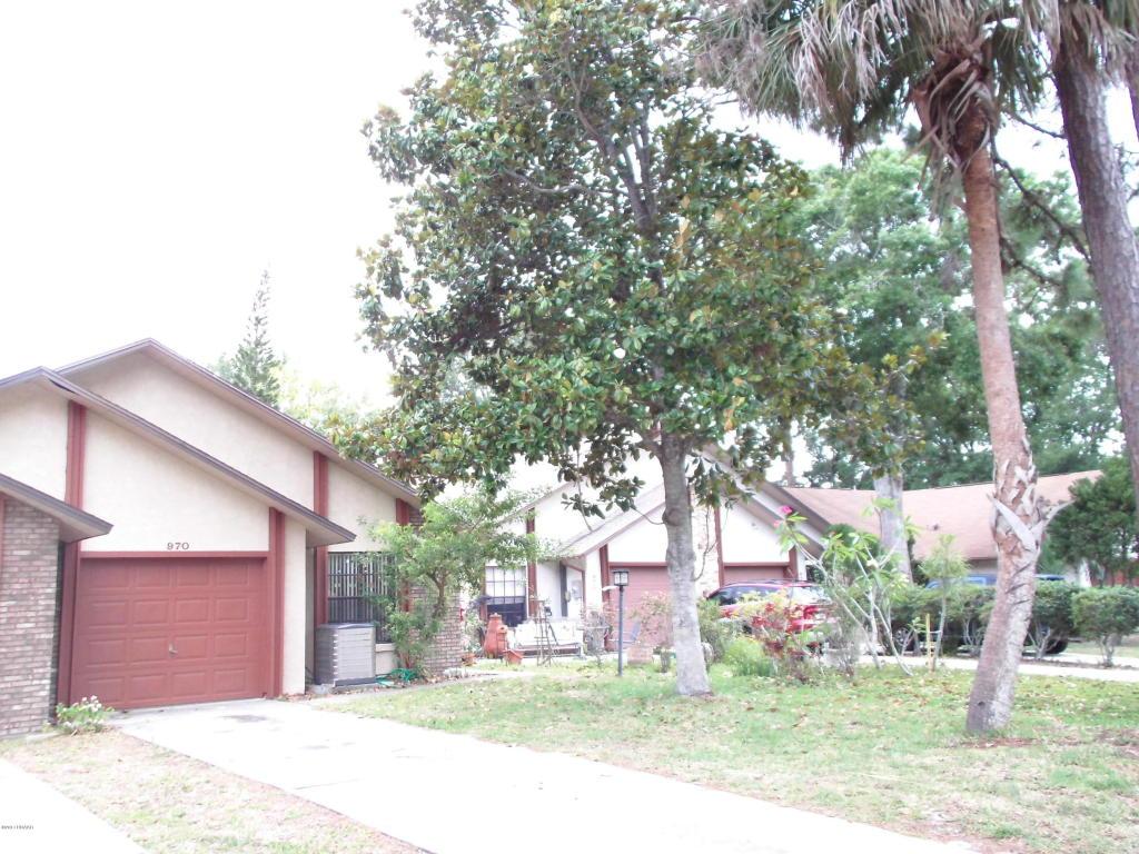 Photo of 970 Stonybrook Circle  Port Orange  FL