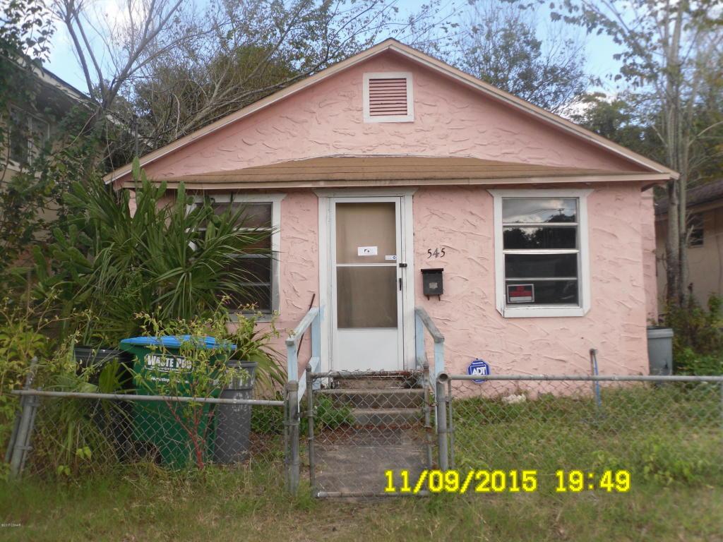 Photo of 545 Division Street  Daytona Beach  FL