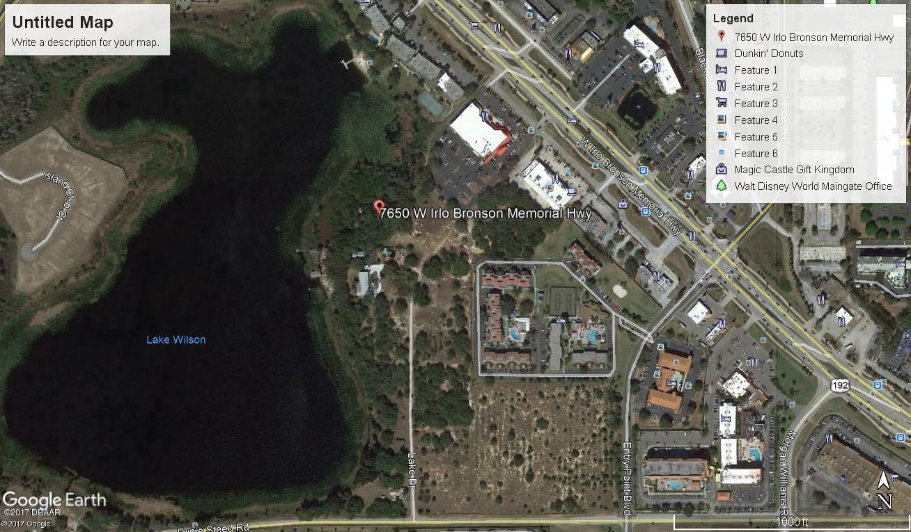 7650 W Irlo Bronson Memorial Highway Kissimmee, FL 34747