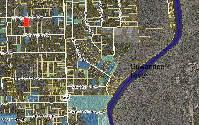 0 NE 250th Avenue Cross City, FL 32628