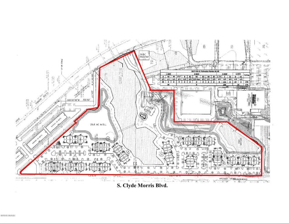 Port Orange Homes for Sale -  Investment,  4445 Clyde Morris Boulevard