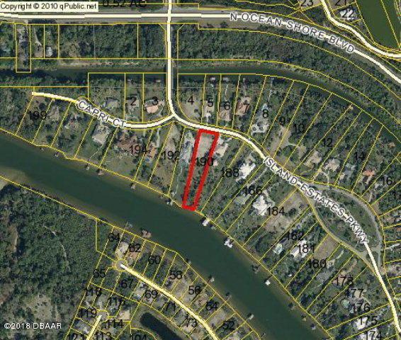 8 Island Estates Parkway Palm Coast, FL 32137