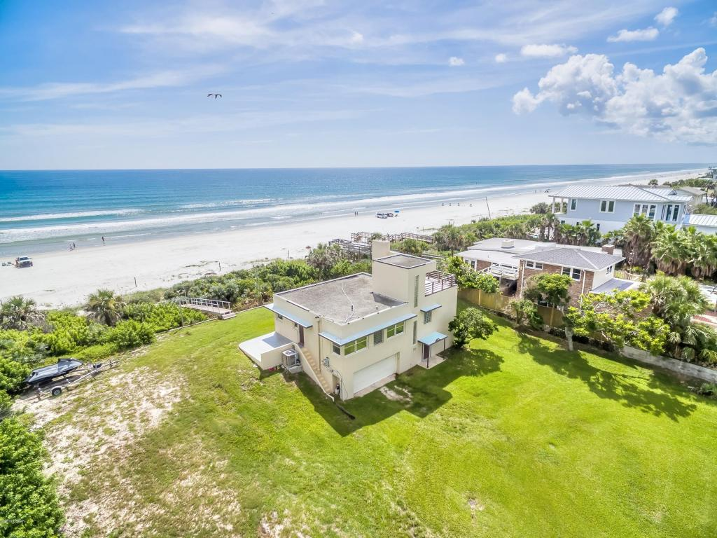 2737 S Atlantic Avenue, one of homes for sale in Daytona Beach Shores