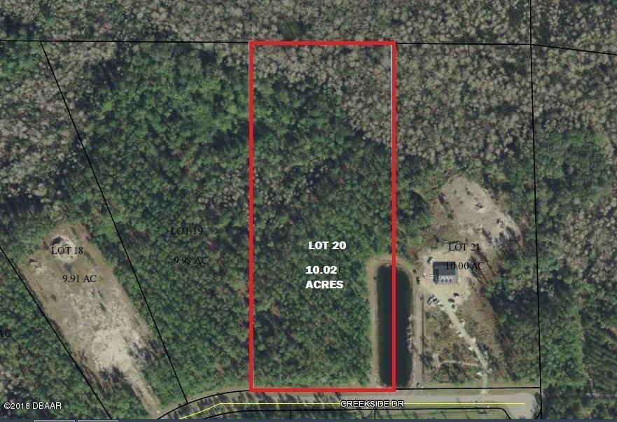 109 Creekside Drive Bunnell, FL 32110
