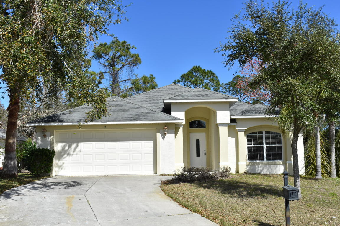 15 Old Creek Circle, Ormond Beach in Volusia County, FL 32174 Home for Sale