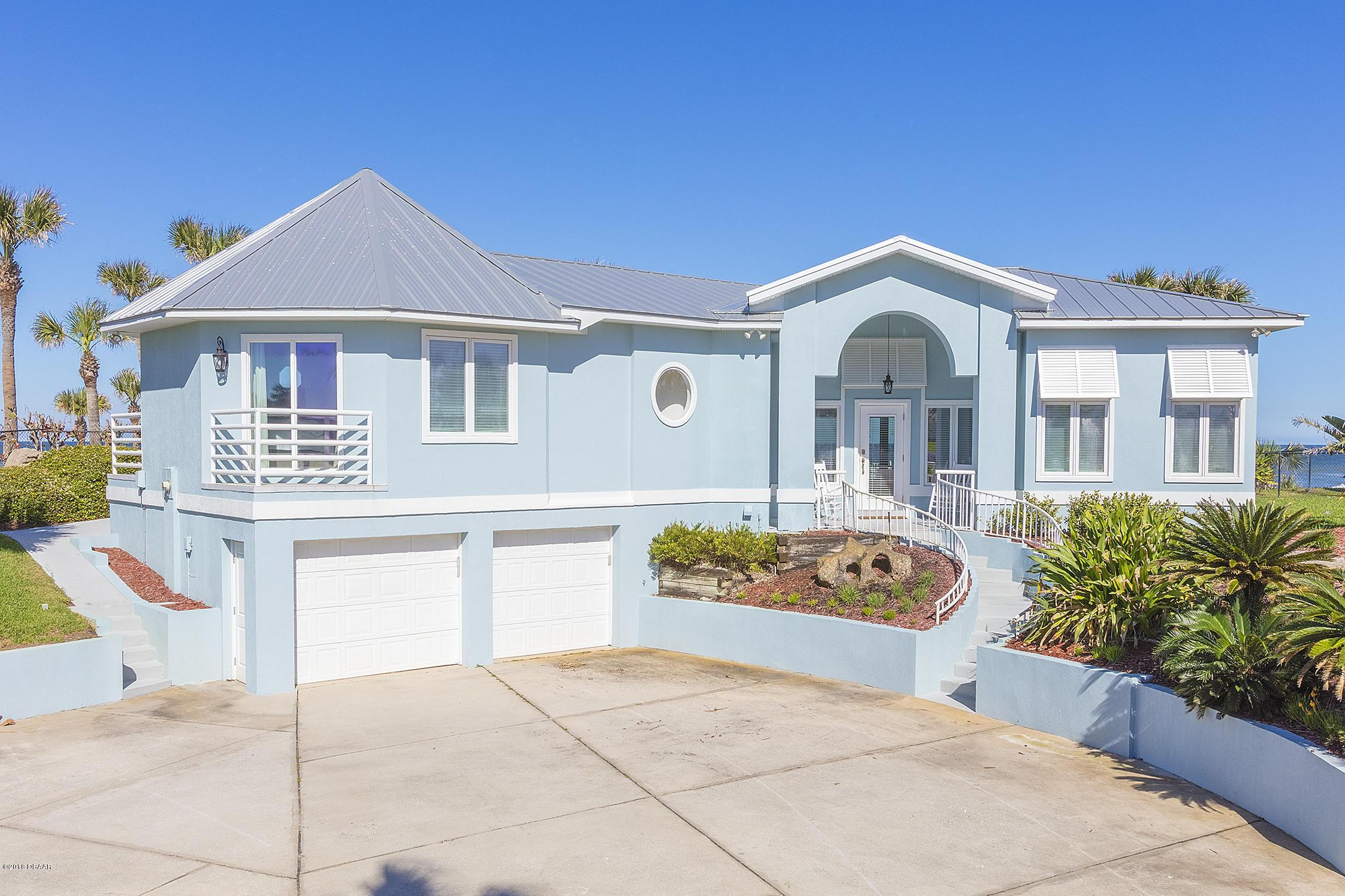 2707 S Atlantic Avenue, one of homes for sale in Daytona Beach Shores