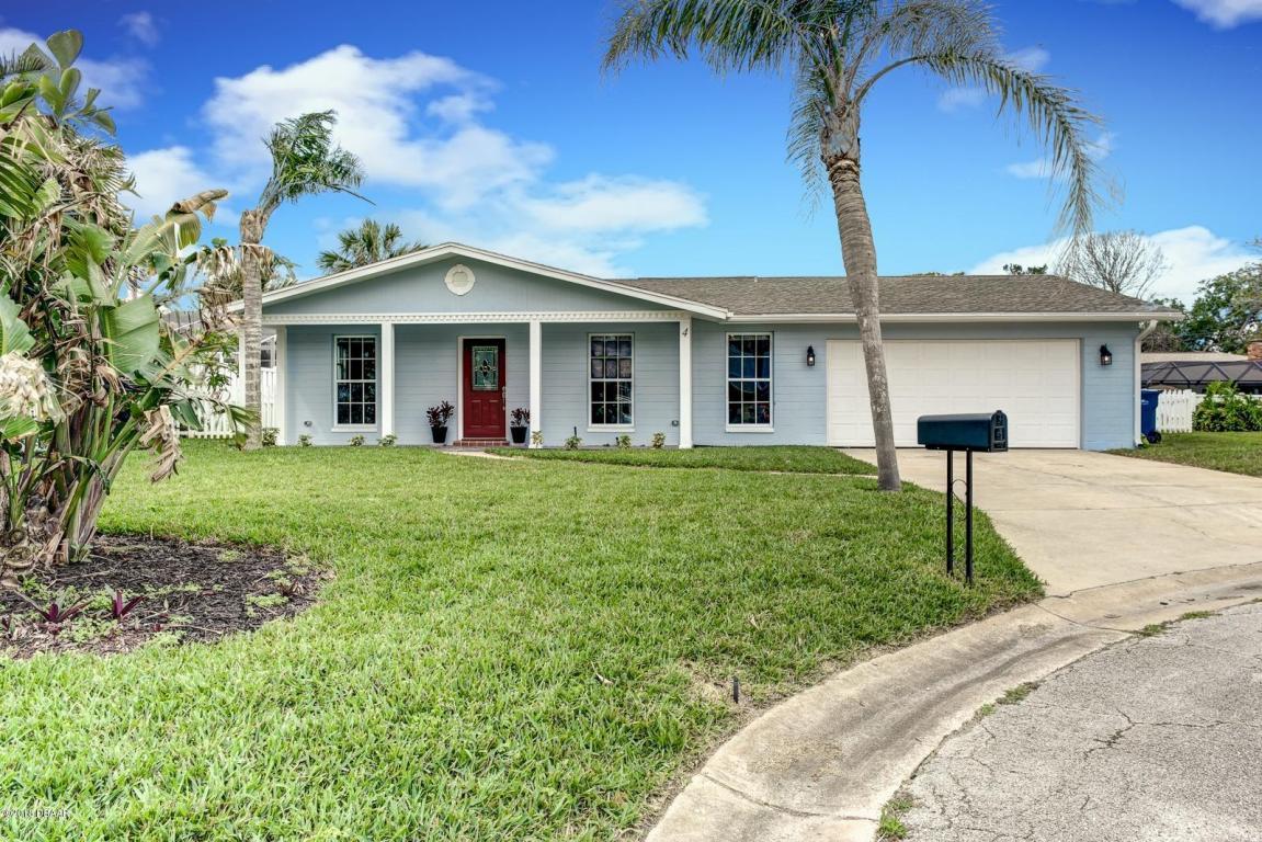 4 Bimini Circle, Ormond Beach in Volusia County, FL 32176 Home for Sale
