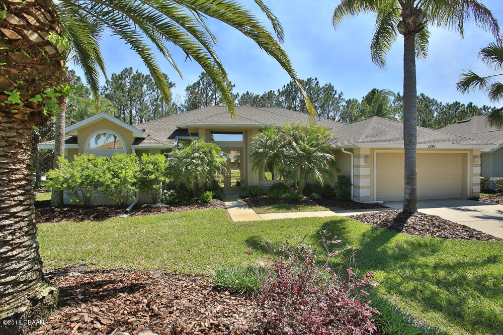 1281 Sunningdale Lane, Ormond Beach in Volusia County, FL 32174 Home for Sale