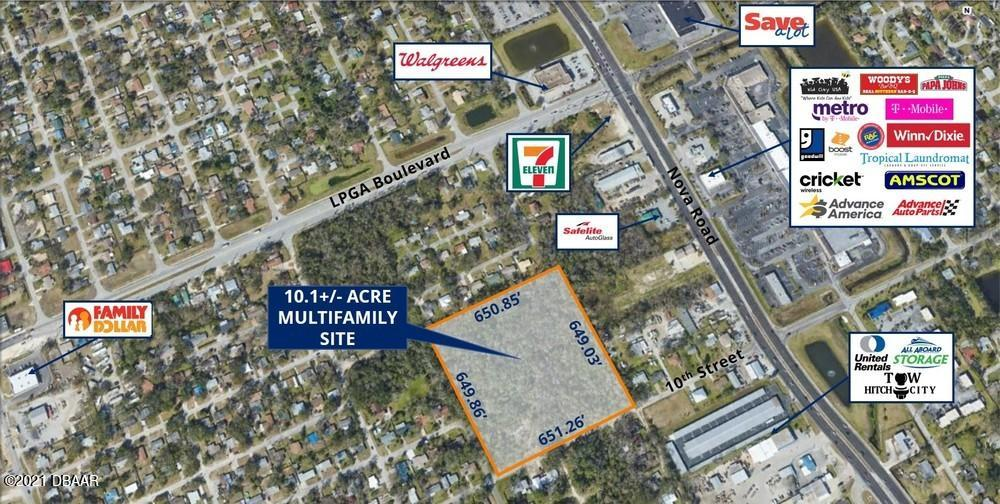 1088 10th St, Holly Hill, Florida