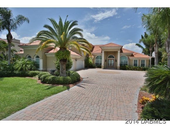 2400 Dodge Drive, one of homes for sale in Daytona Beach Shores
