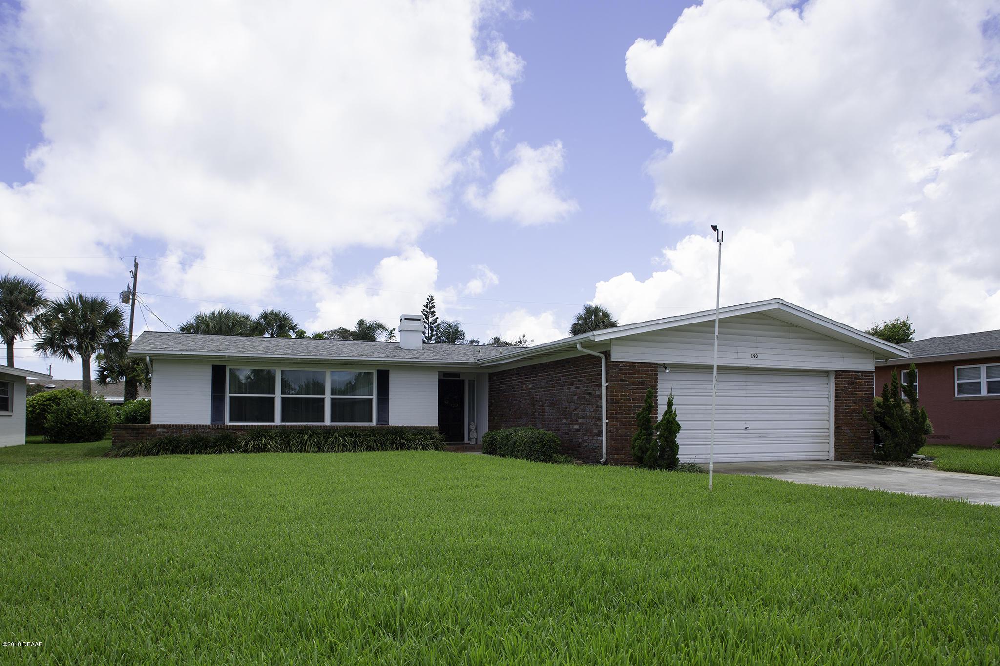 190 Ocean Terrace 32176 - One of Ormond Beach Homes for Sale