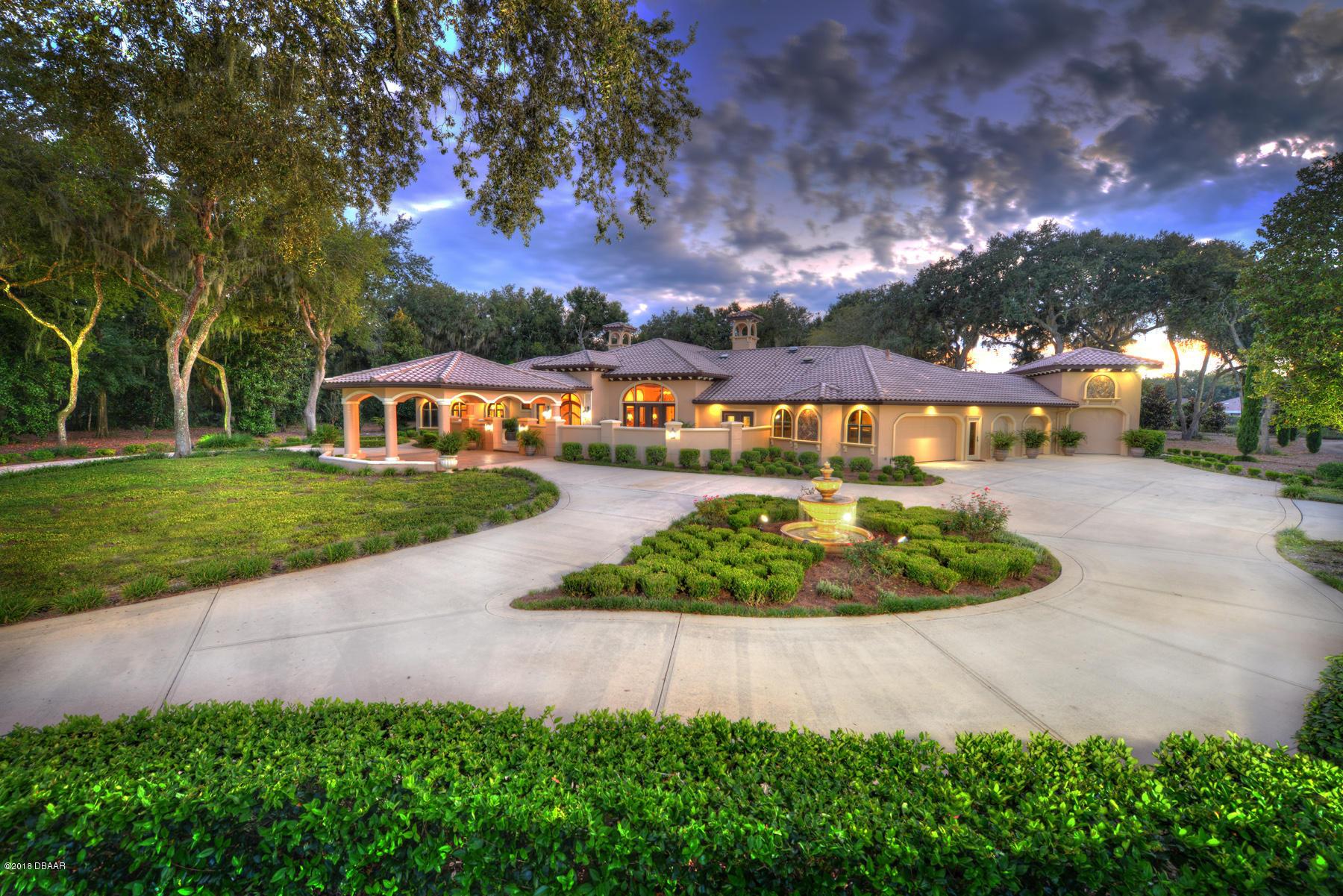 6022 S Williamson Boulevard, Ponce Inlet, Florida