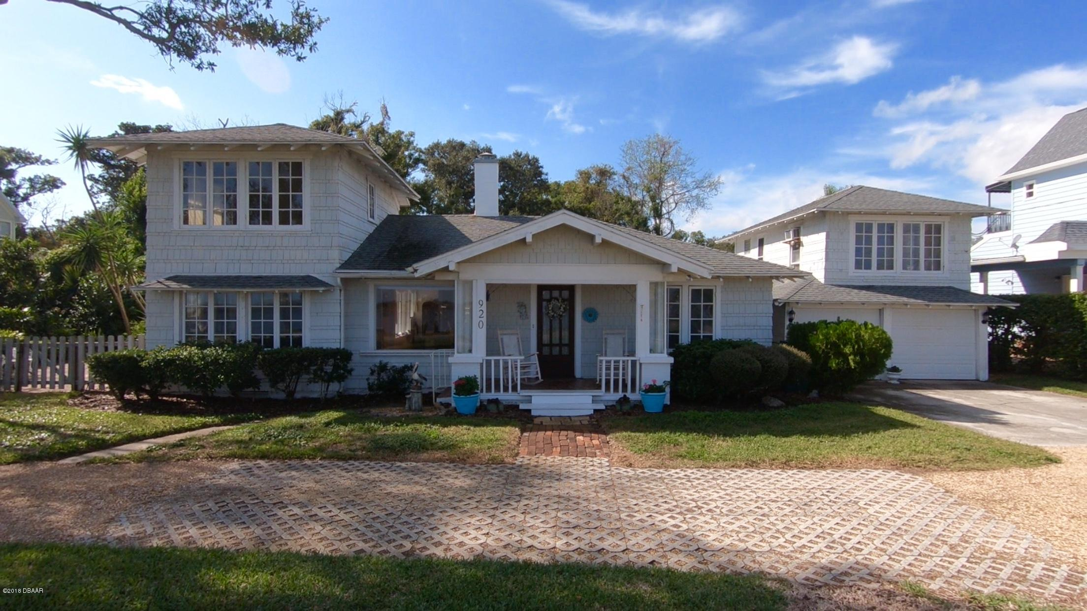 920 Riverside Drive, one of homes for sale in Holly Hill