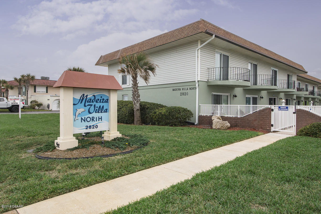 2820 Ocean Shore Boulevard, Ormond-By-The-Sea in Volusia County, FL 32176 Home for Sale