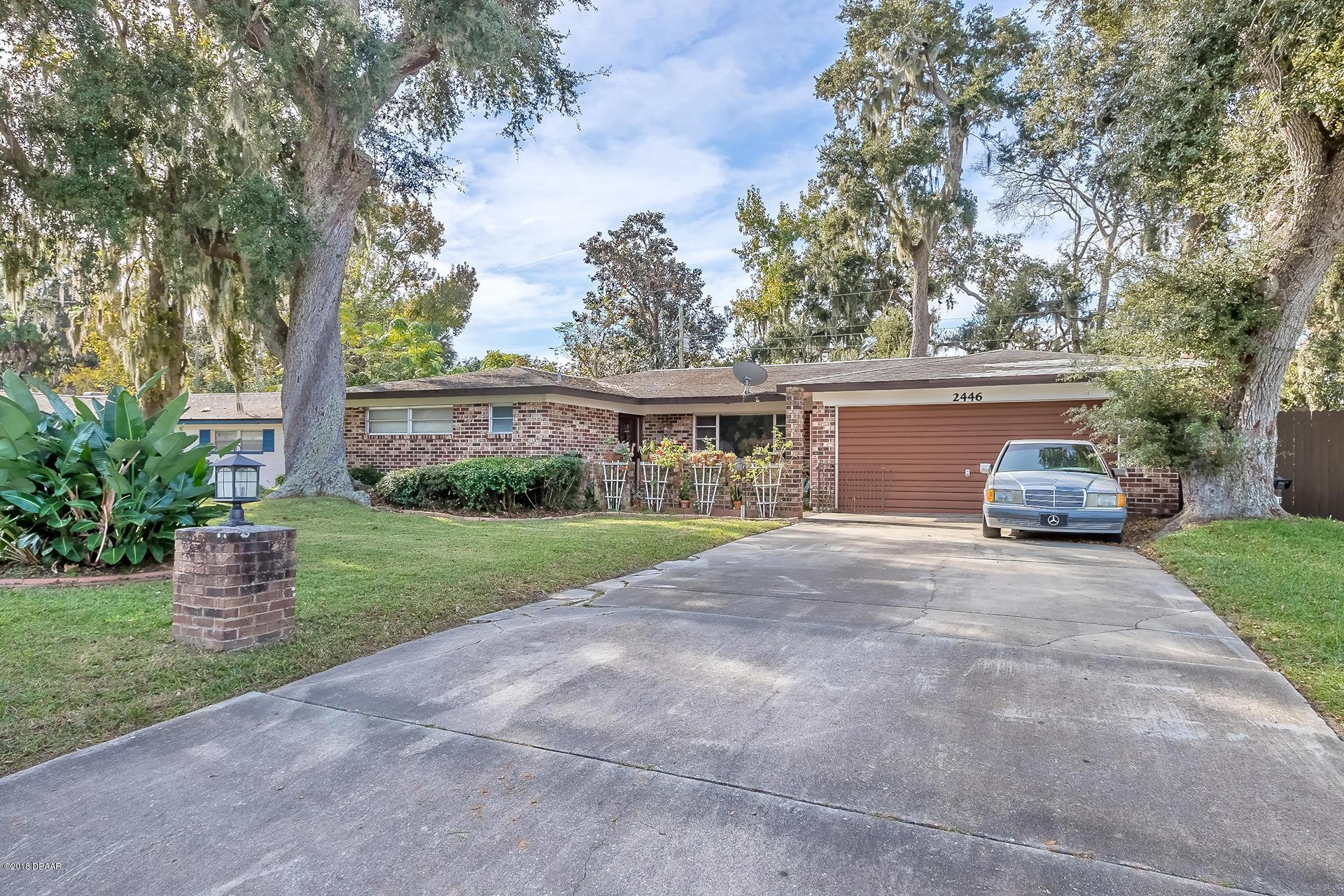 2446 Kenilworth Avenue, South Daytona, Florida