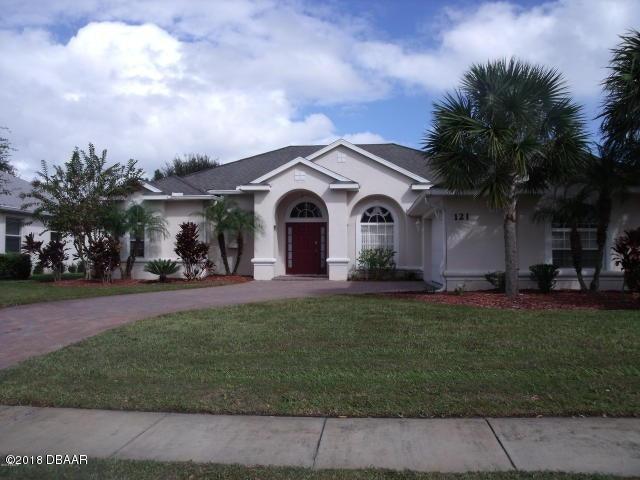 121 Zaharias Circle, Daytona Beach, Florida