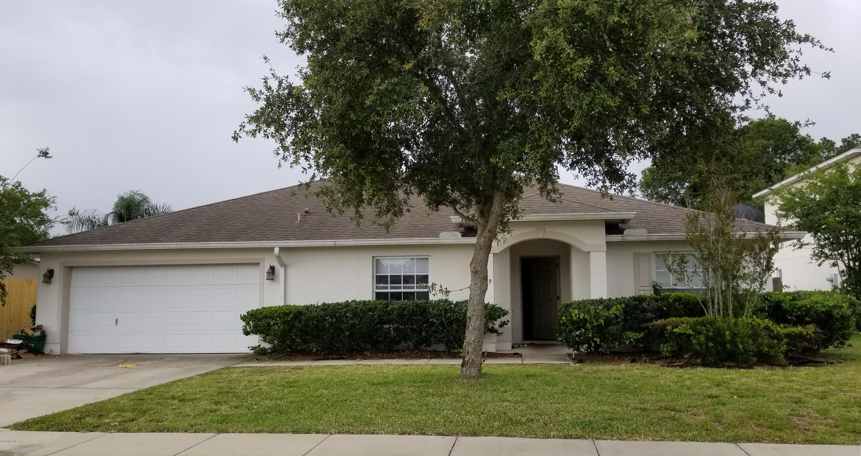 One of Holly Hill 3 Bedroom Homes for Sale at 109 Flash Court