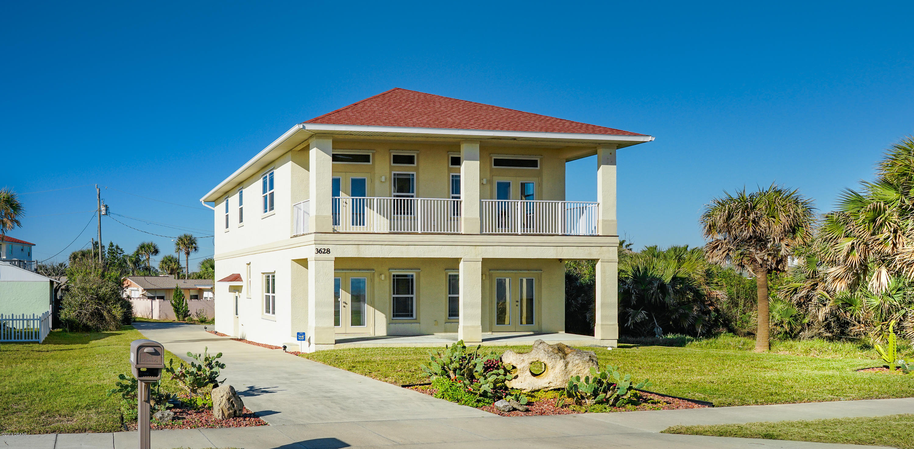 3628 Ocean Shore Boulevard, Ormond-By-The-Sea, Florida