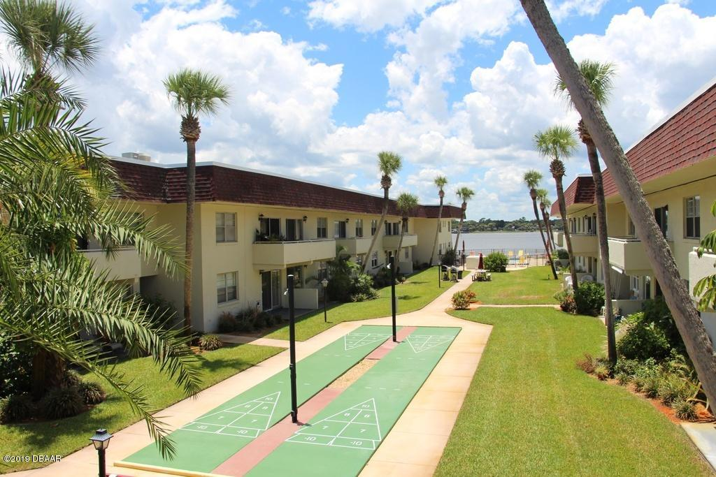 One of Daytona Beach Shores 2 Bedroom Homes for Sale at 2801 N Halifax Avenue