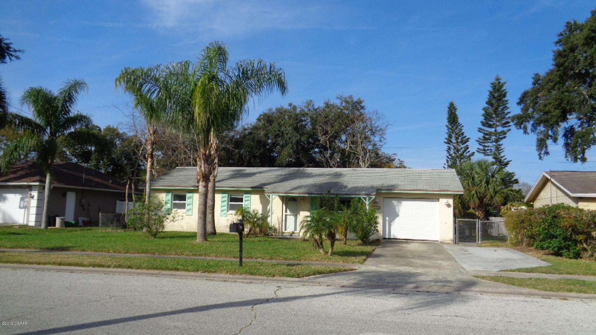 1742 Eastern Road, South Daytona, Florida