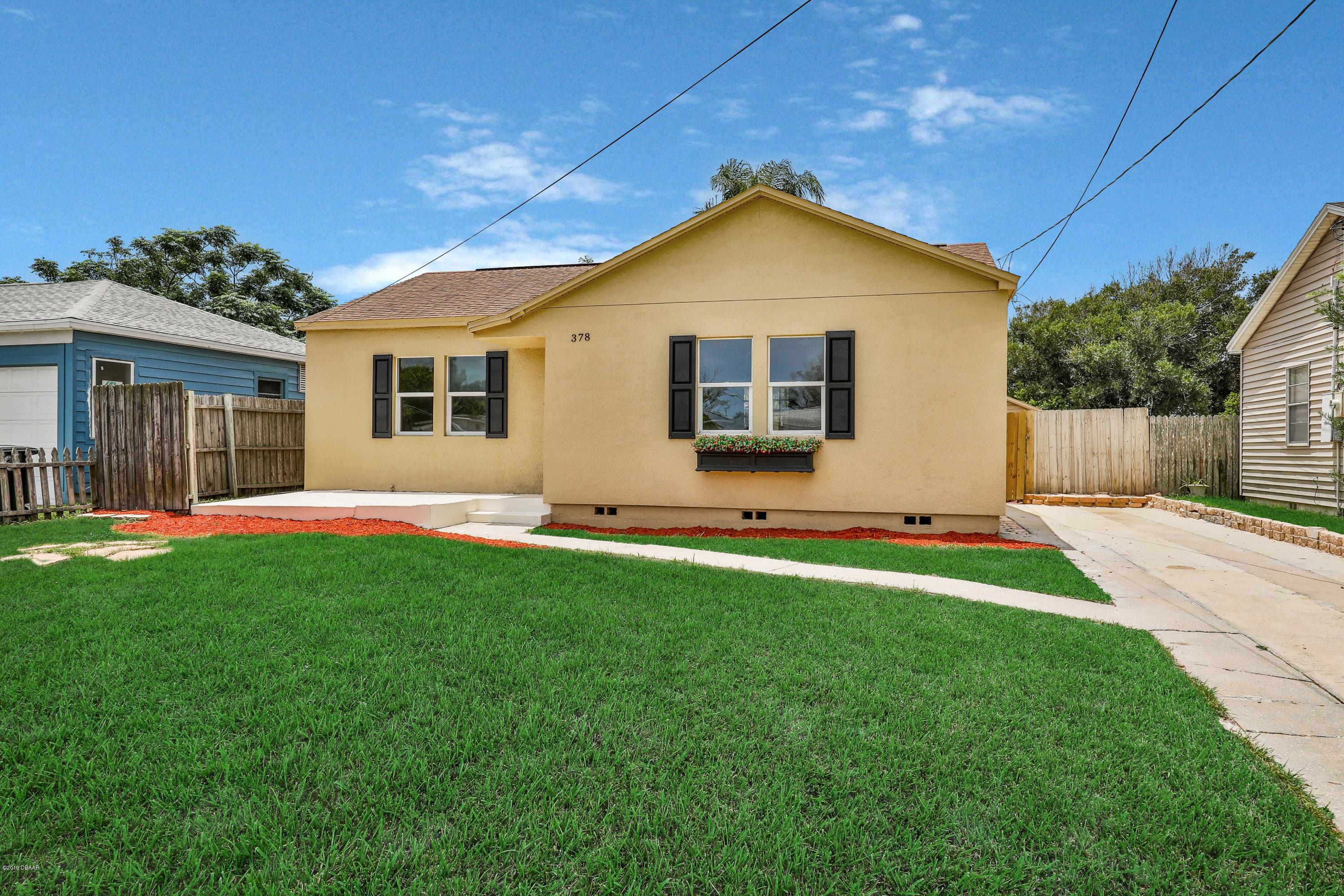 One of Daytona Beach Shores 3 Bedroom Homes for Sale at 378 Golf Boulevard