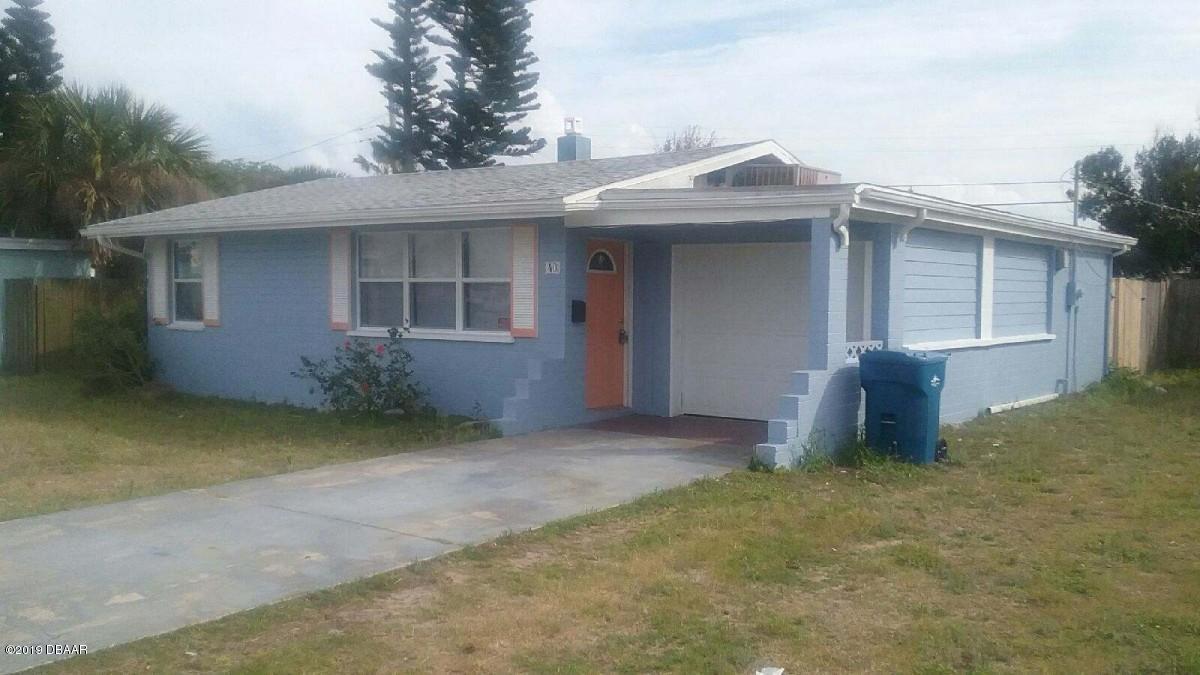 40 Palmetto Drive, Ormond-By-The-Sea in Volusia County, FL 32176 Home for Sale